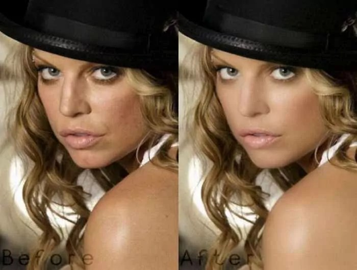26 Celebrities Before & After Photoshop Will Blow Your Mind -20