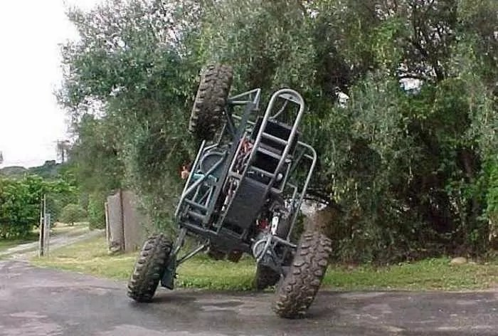 Unusual Chainlink 4x4 Car That You Never Seen Before -01