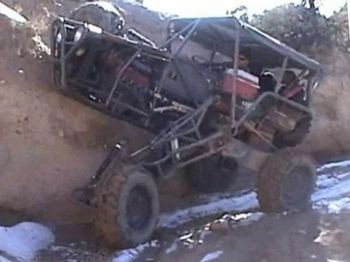 Unusual Chainlink 4x4 Car That You Never Seen Before -07