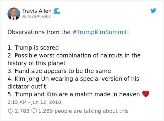 55 Hilarious Donald Trump Kim Jong Un Memes, Tweets to Make Your Day -04
