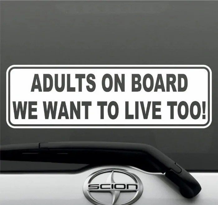 20 Bumper Stickers That Are Actually Damn Funny-01