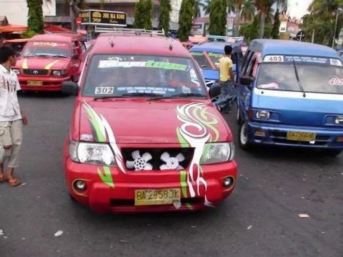 Meanwhile Creative Funny Cars In Indonesia - 16 Pics -10