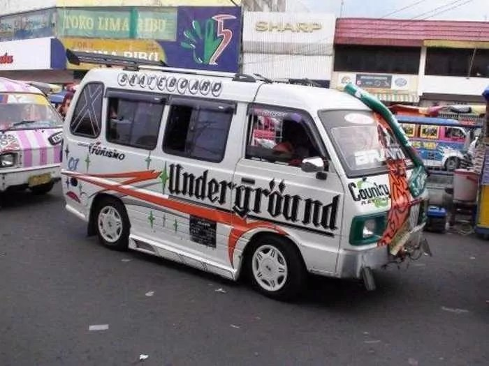 Meanwhile Creative Funny Cars In Indonesia - 16 Pics -12