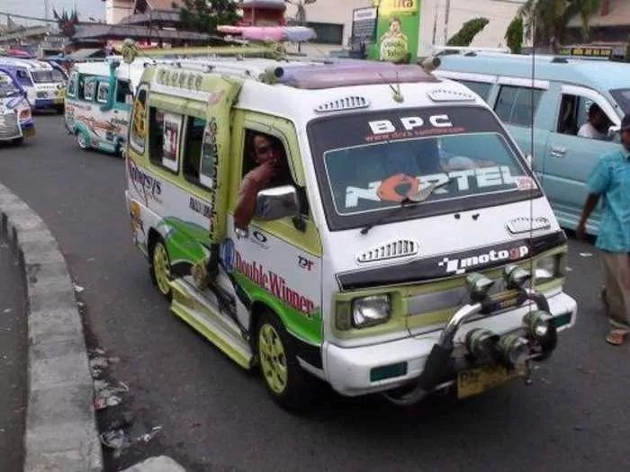 Meanwhile Creative Funny Cars In Indonesia - 16 Pics -14