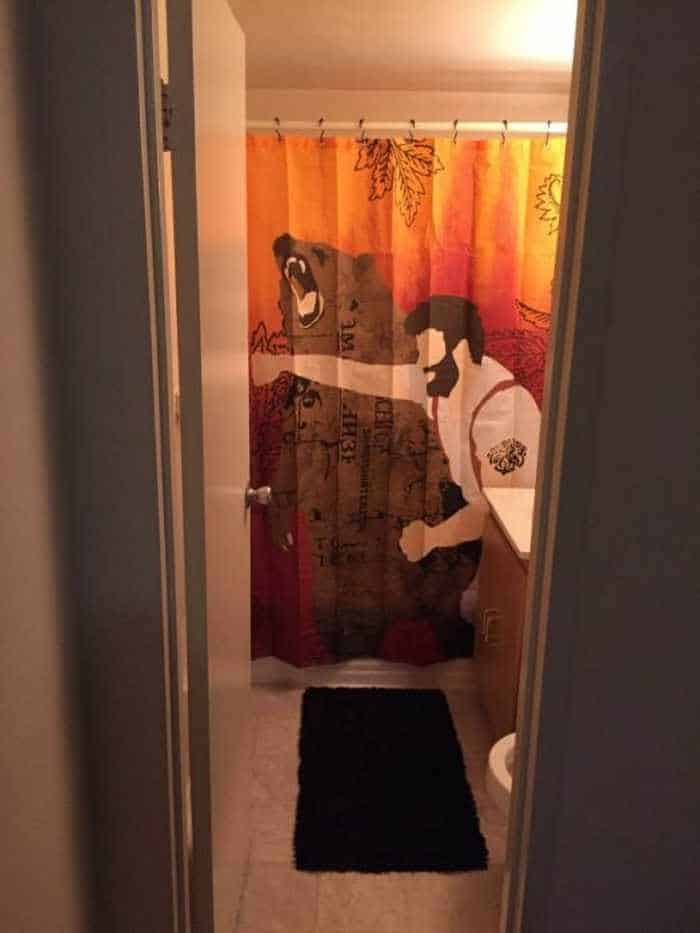 31 Funny Creative Shower Curtains That Will Make Your Day -06