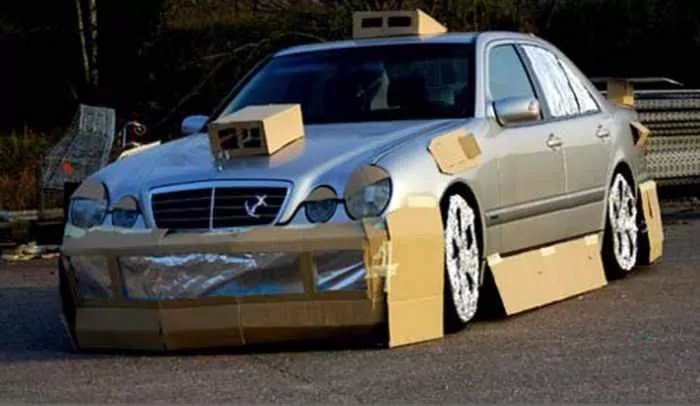 20 Funny Pics of Custom Cars That You Want In Your Garage -04