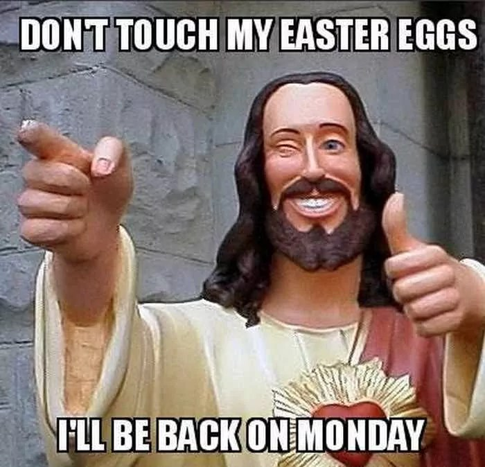 funny easter memes 01?resize=700%2C674&ssl=1 52 funny easter memes that will make your holiday