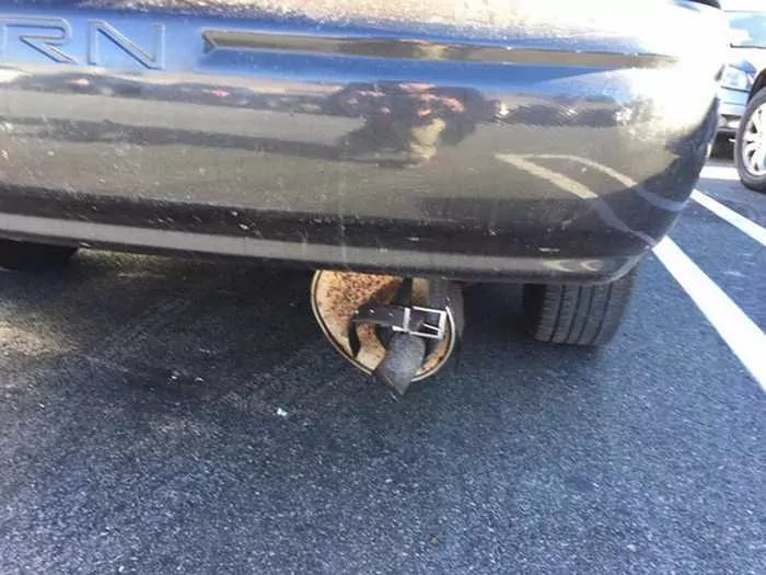 Hilarious DIY Car Fixes That Are Mind Blowing - 35 Pics -04