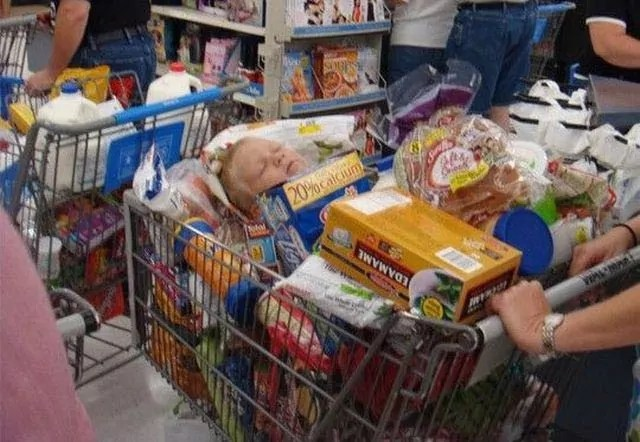 Most Shocking Parenting Fails at Walmart
