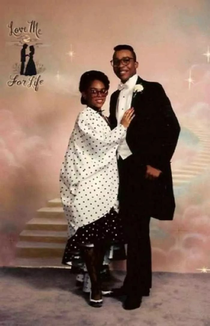 50 Ridiculous 80\'s Prom Photos That Will Make You Laugh