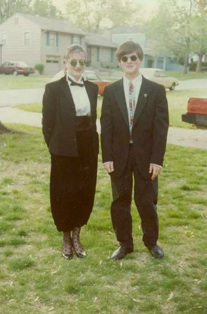 50 Ridiculous 80's Prom Photos That Will Make You Laugh -16