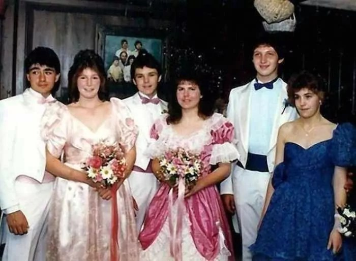 50 Ridiculous 80's Prom Photos That Will Make You Laugh -40