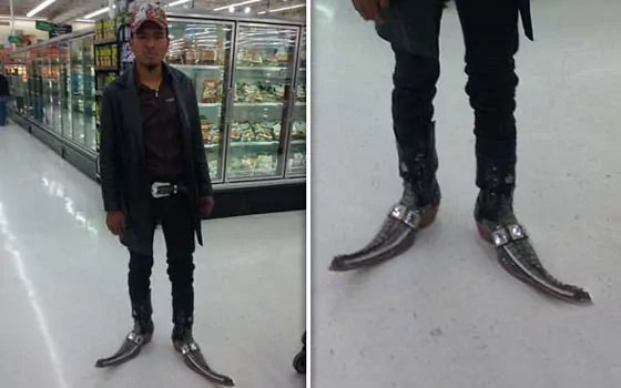 Funny People of Walmart In Weird Outfits - 30 Photos ...