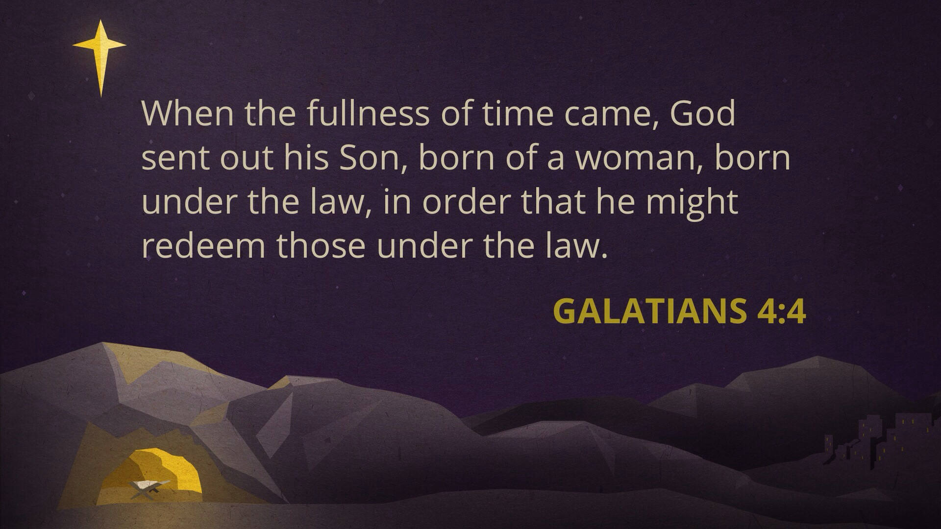 Image result for christmas in galatians