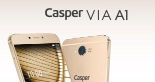 اصلاح ايمي كاسبير Via a1.1 بدون كمبيوتر REPAIR IMEI casper Via a1.1