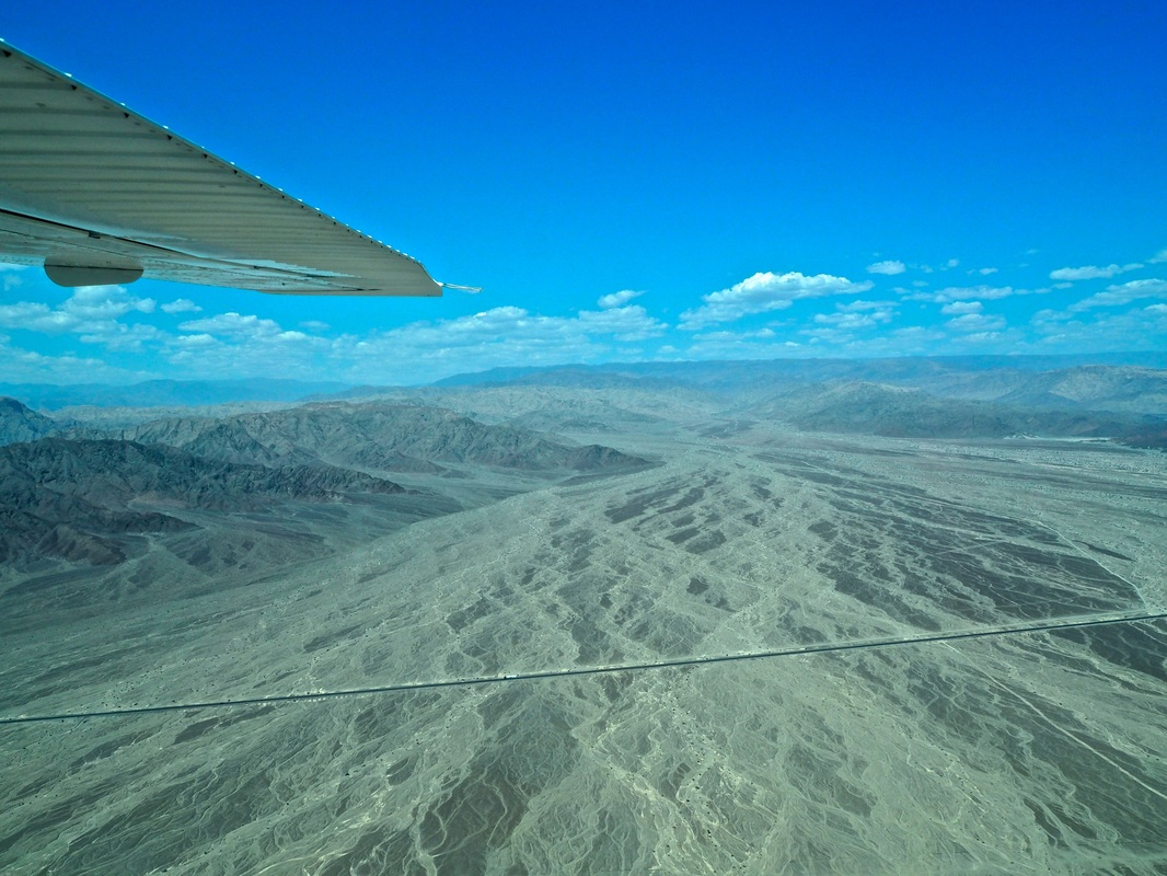 Travel Guide  Peru  Flying over the Nazca Lines Tour