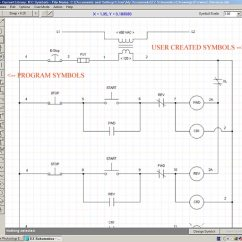 Electrical Ladder Diagram Software Blank Basketball Coaches Court Schematic Logic User Interface