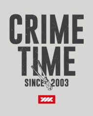 CRIME TIME BACK