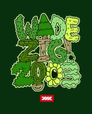 PLANTS TEE FRONT