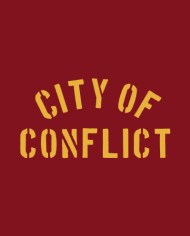 CITY CONFLICT TEE BACK