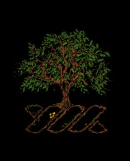 TREE OF LIFE TEE FRONT