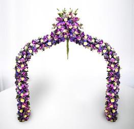 Weddingarch,flowers,wedding