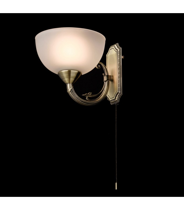 Wall Lamp with Pull Switch