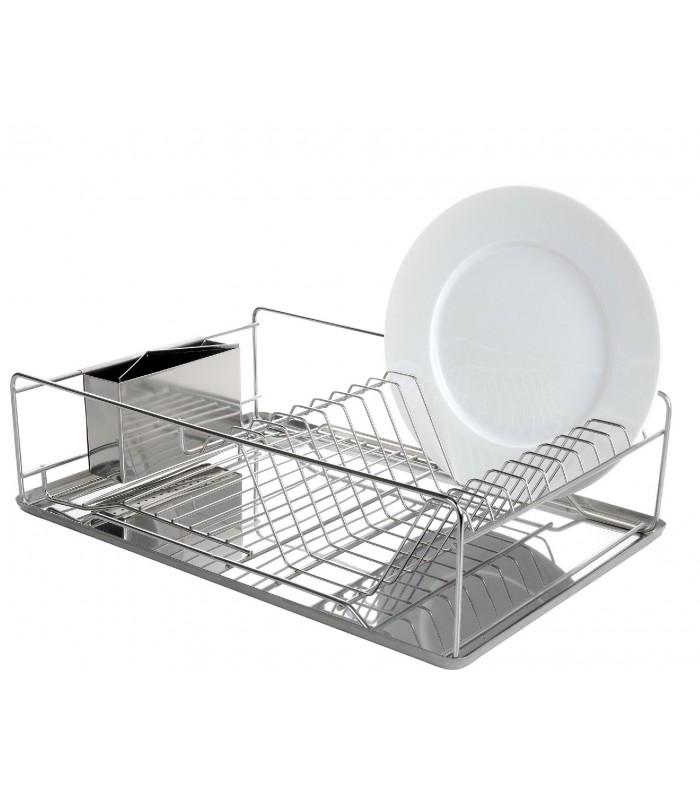 egouttoir a vaisselle en inox