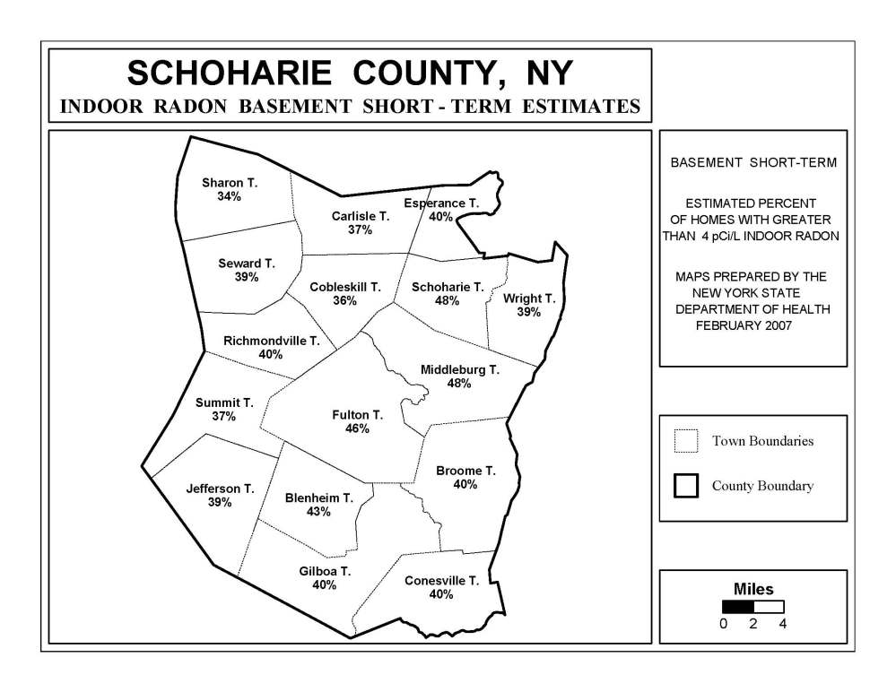 medium resolution of Radon   New York State Department of Health