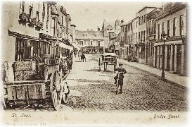 Bridge Street, St. Ives