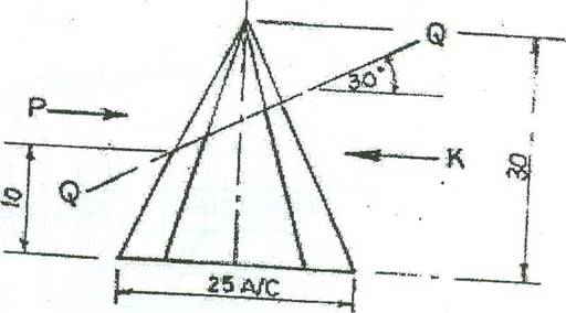 Technical Drawing Paper 1, May/June 2012SS