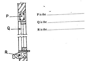 Technical Drawing Paper 2, May/June 2009