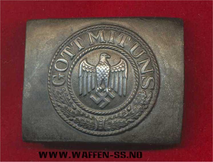 Www Waffen Ss No Quot German Belt Buckles In Steel Quot