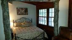 Pavillon bedroom