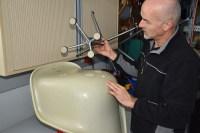 Restauration Charles & Ray Eames Fiberglas Chair ...