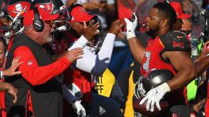 The Bucs upset of the Rams was one of many in Week 4