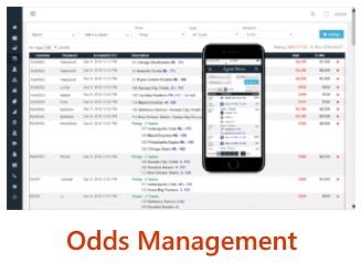 Odds Management System