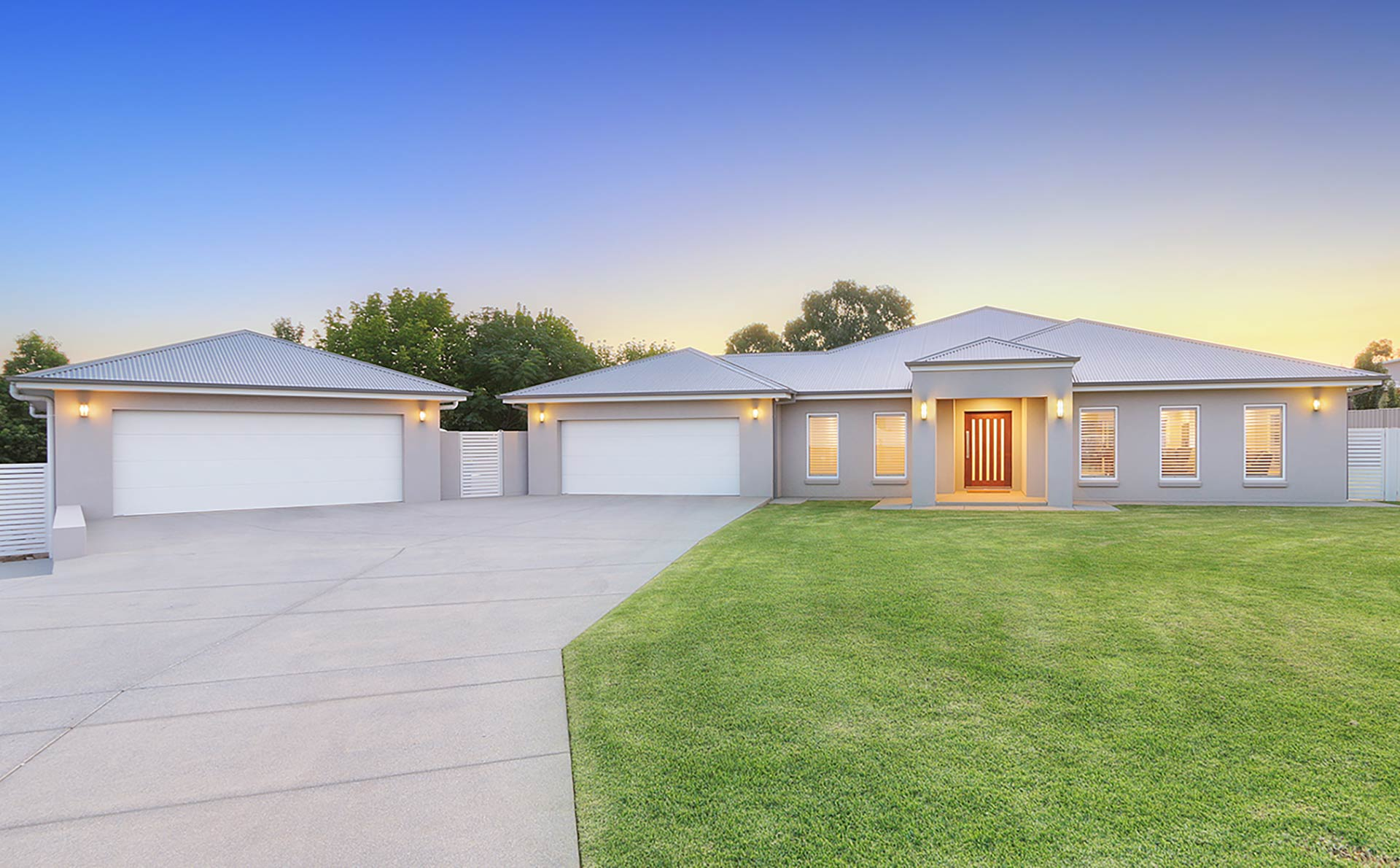 Wagga builder new home