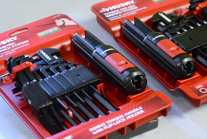 WAGIC Patented Hex Key Products