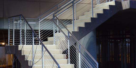 Metal Handrails Decks