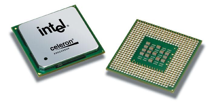Os processadores Celeron realizam tarefas satisfatoriamente dentro de sua capacidade de processamento.