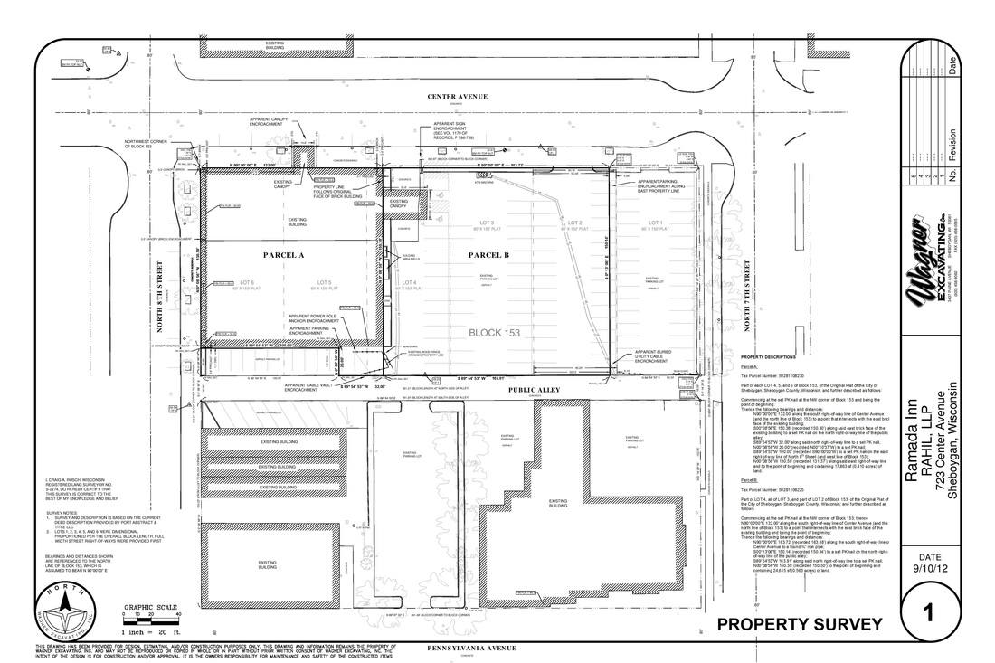 Services include getting permits and approvals. We perform