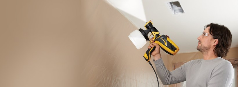 Tips On Using A Airless Paint Sprayer