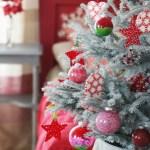 Snow Flocked Christmas Tree Wagner Spraytech