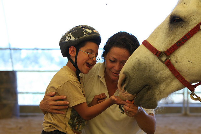 Emotional Benefit of Animal-assisted therapy