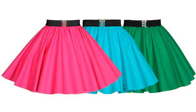 Childs Plain Skirts