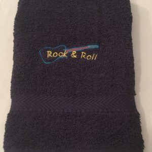 Small Dance Towel (Navy)