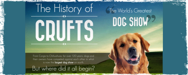 histrory of Crufts info-grapic