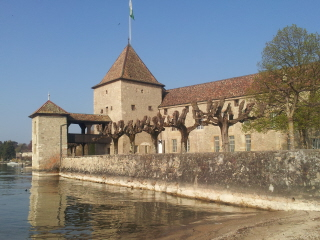 Chateau in Rolle