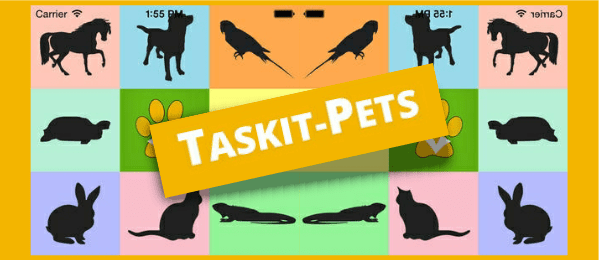 TakeIt pet App for you and your pets
